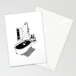 Stat Bath Stationery Cards