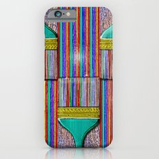 A Brush with Wet Paint Slim Case iPhone 6