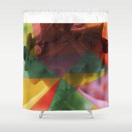Figurine Shower Curtain