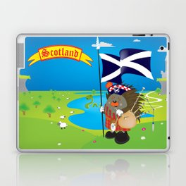 Greetings from Scotland Laptop & iPad Skin