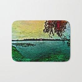 :: Lake View :: Bath Mat