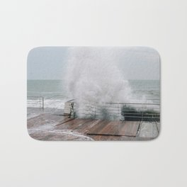 Storm again Bath Mat