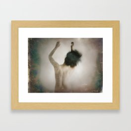 Movimento Framed Art Print