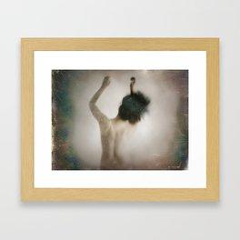 Movimento Framed Art Print