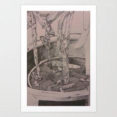 Plant Still Life 2 Art Print