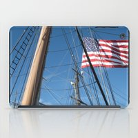flag iPad Cases featuring Flag by courtney2k ⚓ design™