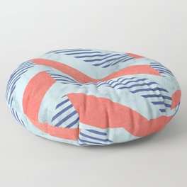 Under the Sea Floor Pillow