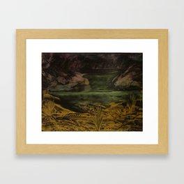 10072 Framed Art Print
