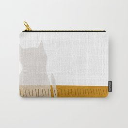 Coit Cat Pattern 3 Carry-All Pouch