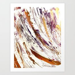 The Whitening (Alchemy; phase five) Art Print