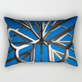 Cedar Rapids Tree Rectangular Pillow