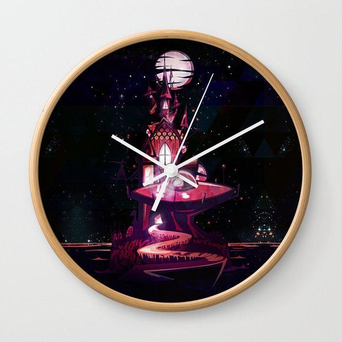 Roommates Wall Clock