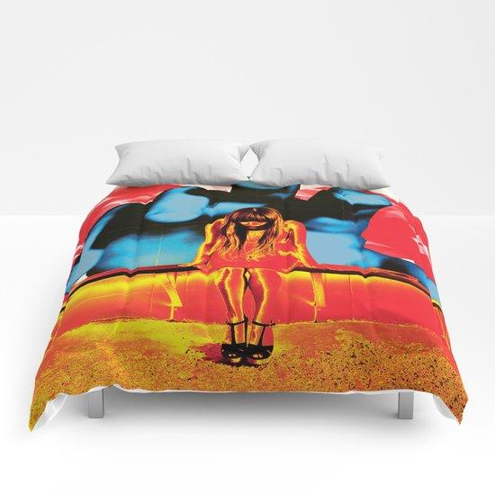 Sentient Comforters