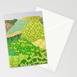 Second Garden Stationery Cards