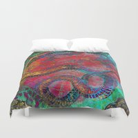 chinese Duvet Covers featuring Chinese Dragon  by jbjart