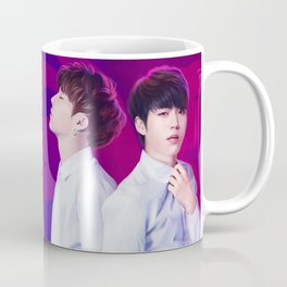 INFINITE - WooGyu Coffee Mug