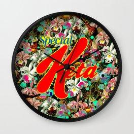 Special keta Wall Clock