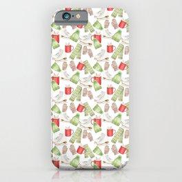 Cozy Skate iPhone Case