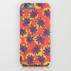 GermFlower Wallpaper (Fever) Slim Case iPhone 6s