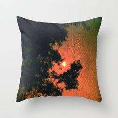 Come Evening Throw Pillow