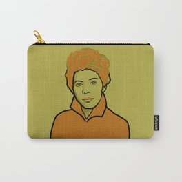 Lorraine Hansberry Carry-All Pouch