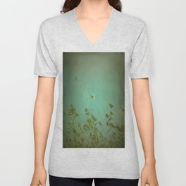 When the wind blows Unisex V-Neck