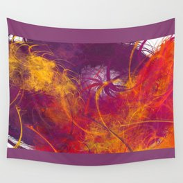 It is because of you Wall Tapestry
