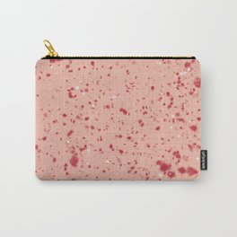 Showers of Red Petals Carry-All Pouch