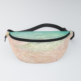 SEA AND TREE Fanny Pack