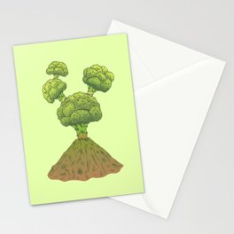Healthy Eruption Stationery Cards
