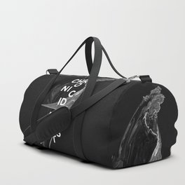 chronic idealist Duffle Bag