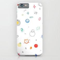 space pattern Slim Case iPhone 6s