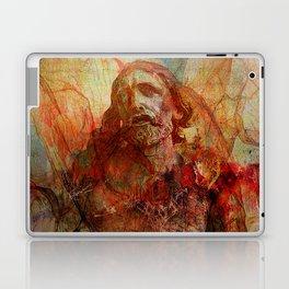 The messiah Laptop & iPad Skin