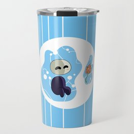 Obo - The Guardian of The Forest Travel Mug