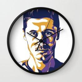 Robert Lewandowski Wall Clock