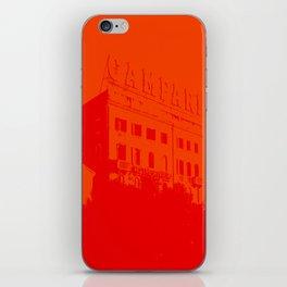 Venezia Red by FRANKENBERG iPhone Skin