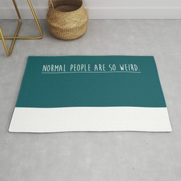 Quote Rug
