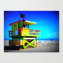 Baywatch Canvas Print