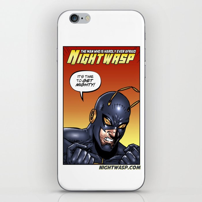 NightWasp: Mobile Cases  iPhone Skin