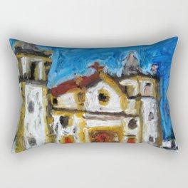 Igreja da Sé de Olinda Rectangular Pillow
