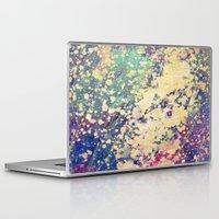 acid Laptop & iPad Skins featuring Acid by Fernando Vieira