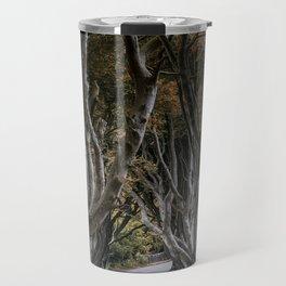 Dark Hedges Alley Travel Mug