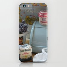 A day for baking iPhone 6s Slim Case