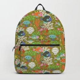 Underwater Adventure Backpack