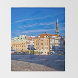 Riga Throw Blanket
