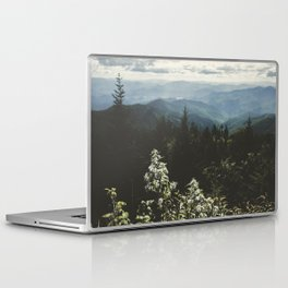 Smoky Mountains - Nature Photography Laptop & iPad Skin