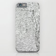 First snow Slim Case iPhone 6s
