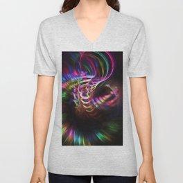 Color in Motion Unisex V-Neck