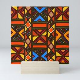 African Style No6, Sahara Desert Mini Art Print