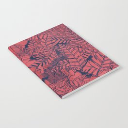 FLORAL AXXM Notebook